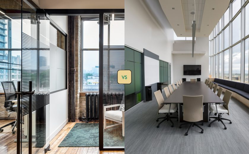 Co-working & Flexible Office Space vs. Traditional Office Space. What's Best for Your Business?